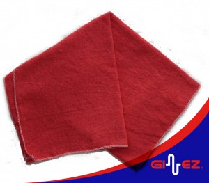 Franela tramo 100 x 60 cm (Roja)